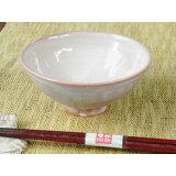 萩焼・紫めし碗