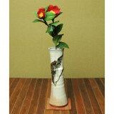 萩焼・花瓶