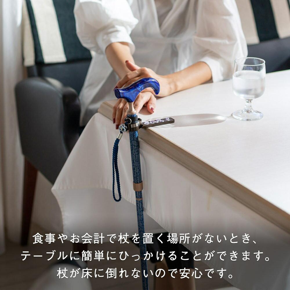つえ姫『つえ姫オリジナルフラワー柄杖ホルダー』