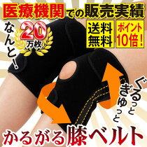 膝サポーター,戸田佳孝先生,かるがる膝ベルト,ひざサポーター,膝用サポーター,膝の痛み,膝関節,ひざ痛,膝痛,変形性膝関節症