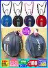 ◆バック刺繍可◇メール便可◆【adidas】アディダスボールバック(ボールケース/1個入れ)〔AKM15BAKM15BKAKM15NVPAKM15R〕