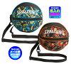◆メール便可◆【SPALDING】スポルディングボールバック(BALLBAG)〔49-001KH〕※数量限定カラー(キース・ヘリングモデル)