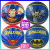 【SPALDING】スポルディングバスケットボール(バスケットボール7号)〔5057-SUPER5057-BAT〕※スーパーマンモデル/バッドマンモデル