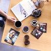 マイルドな味わいで女性に大好評!☆送料無料☆【ドリップコーヒー】お茶屋が考えるまろやかブレンド100杯分