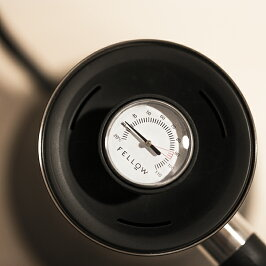 FellowStaggPour-OverKettleカラー:マットブラック温度計付きプアオーバードリップケトルコーヒーポット送料無料