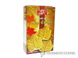 メイプルの形が人気のクッキー【Taste Delight(テイストデライト)】メイプルリーフ クリーム...