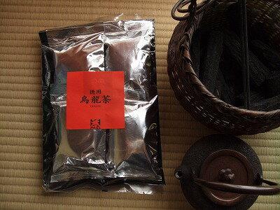 辻利徳用烏龍茶ティバッグ5gx52P【DM便不可】
