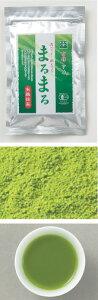 抹茶の栄養まるごと摂取!食べるお茶宇治有機抹茶 まるまる(40g袋)