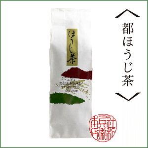 古都の香りただよう【都ほうじ茶】(100g袋)