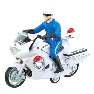 Sound police bike fs2gm