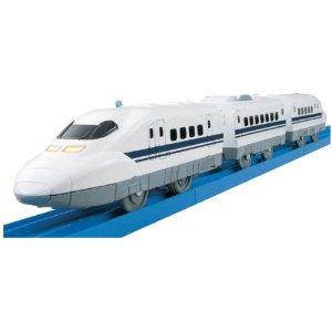 Rail S-01 w 700 series Shinkansen