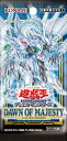 遊戯王 オフィシャルカードゲーム デュエルモンスターズ DAWN OF MAJESTY ドーン・オブ・マジェスティ 10パック販売