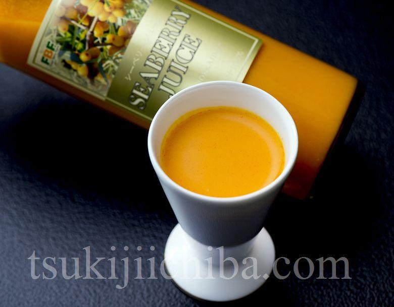 『シーベリー(サジー)100%果汁』 北海道産 希釈タイプ無糖 300ml×9本 ○:築地からの直送便