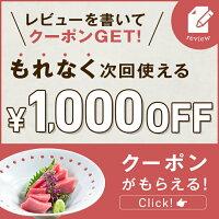 1000円OFFレビューキャンペーン