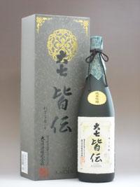 大七皆伝純米吟醸1.8L