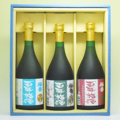 日本酒・焼酎, 梅酒  3 720ml
