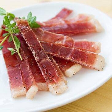 スモークジャーキー-40g つくば豚 ポークジャーキー 燻製