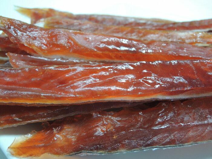 北海道産 秋鮭使用 鮭とば はらす 600g 300g+300gの2袋 脂ののったはらす使用 ハラス はらみ ハラミ 柔らかサケトバ 鮭トバ さけとばスティック イチロー 宅配便送料無料沖縄・離島は除く 国産 鮭皮