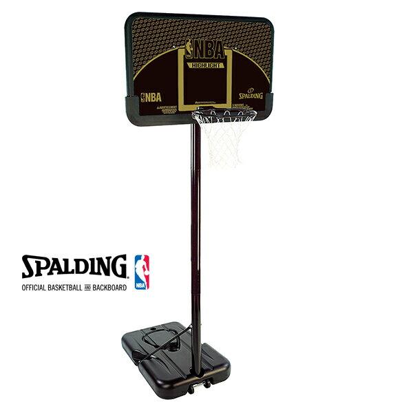 バスケットボールゴール 家庭用 77685CN ハイライトコンポジット:ツムラウェブショップ