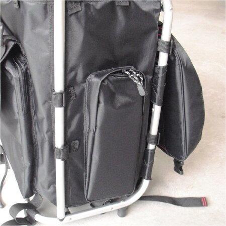 バッグ付き背負子エクセルアルミカゴパックBB-907