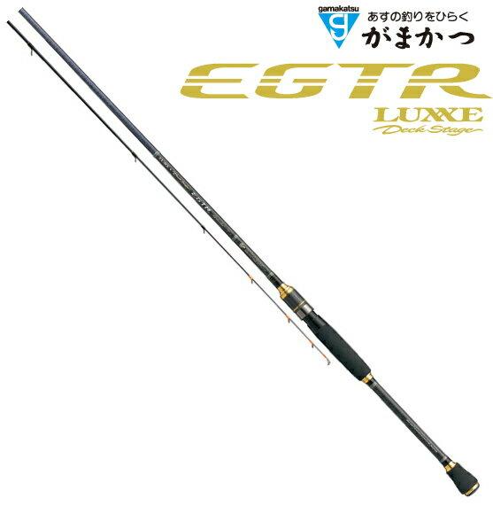 がまかつ ラグゼ デッキステージ イージーティーアール (EGTR) S510M-solid.F (お取り寄せ商品):釣人館ますだ 支店