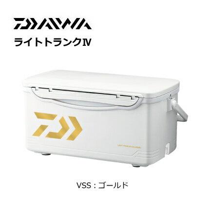 ダイワ ライトトランク4 VSS2000R (ゴールド) / クーラーボックス