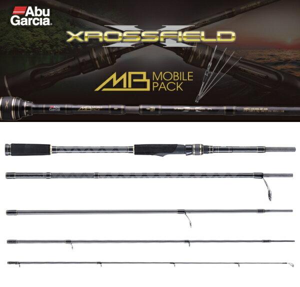 アブ ガルシア クロスフィールド モバイル XRFS-835M-MB (スピニングモデル) 【送料無料】 【セール対象商品】