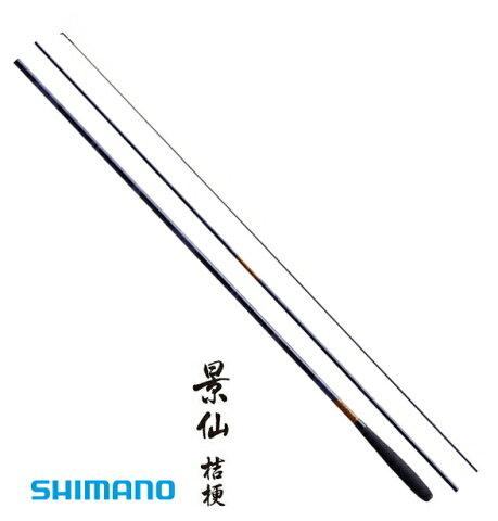 シマノ 景仙 桔梗 (けいせん ききょう) 16 (4.8m) / へら竿 (S01) (O01)