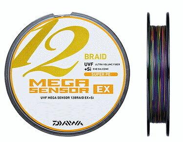 ダイワ UVF メガセンサー 12ブレイド EX +Si 3号 200m / PEライン (メール便可) (O01) (D01) / セール対象商品 (7/26(金)12:59まで)
