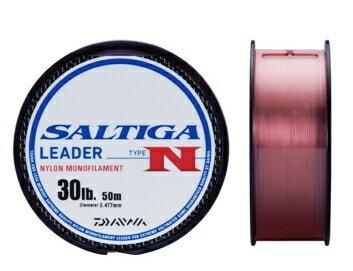ダイワ ソルティガ リーダー Type N (ナイロン)40lb 12号 50m (O01) / セール対象商品 (11/18(月)12:59まで)
