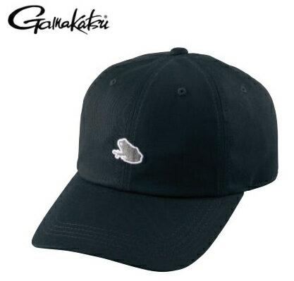 がまかつ キャップ(カエル) GM-9851 ブラック LLサイズ