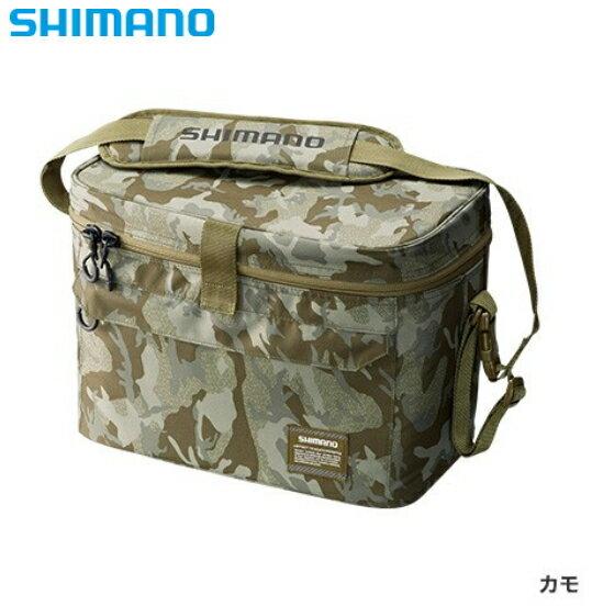 シマノ タックルクッションバッグ BA-038Q カモ 20L