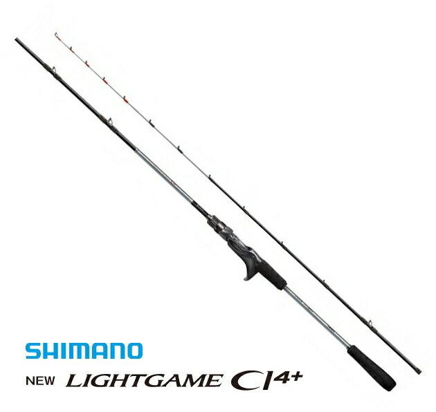 シマノ 19 ライトゲーム CI4+ TYPE73 HH185 LEFT / 船竿 (O01) (S01)