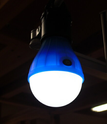 マルシン漁具 LEDフックライト ブルー / SALE10