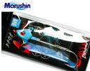 マルシン漁具 ドラゴン タチ魚JOYヘッド 1本針タイプ 夜光ブルー 25g (Lサイズ) / タチウオテンヤ / SALE (メール便可) (セール対象商品)