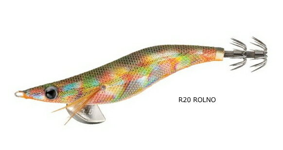 ヤマリア エギ王Q LIVE 3.0号 R20 ROLNO / エギング 餌木 (メール便可) (O01) / セール対象商品 (11/18(月)12:59まで)