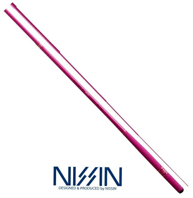 宇崎日新 ロイヤルステージ 鼓 (つづみ) ピンク 硬調 3.40m (お取り寄せ商品)