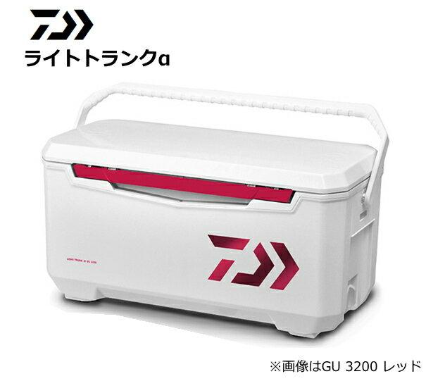ダイワ ライトトランクα GU 2400 レッド / クーラーボックス 【送料無料】 (D01) (スーパーセール対象商品)