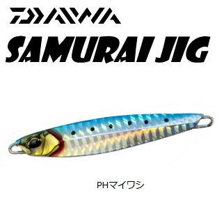 ダイワ サムライジグ 130g PHマイワシ / メタルジグ 【メール便発送】 (O01)