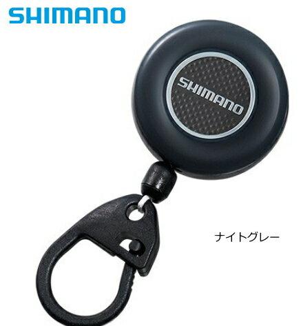 シマノ ピンオンリールR PI-011R ナイトグレー (メール便可) / セール対象商品 (11/18(月)12:59まで)
