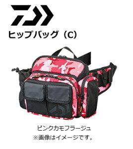 ダイワ D ヒップバッグ (C) ピンクカモフラージュ / タックルバッグ (D01) (O01)