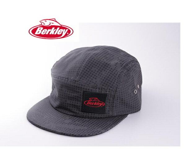 バークレイ パワーベイト カモジェットキャップ ブラック フリーサイズ / 帽子 【送料無料】 【お取り寄せ】