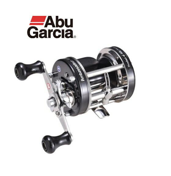 アブガルシア アンバサダー 6600CA ファクトリー チューンド ブラック (右ハンドル) / 両軸リール 【送料無料】 【お取り寄せ】