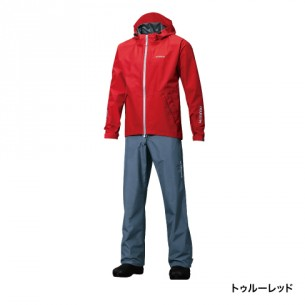 RA-017P GORE-TEX®ベーシックスーツ トゥルーレッド  Lサイズ