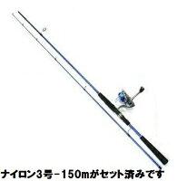 【ダイワスポーツライン】シーバスコンボ802ML