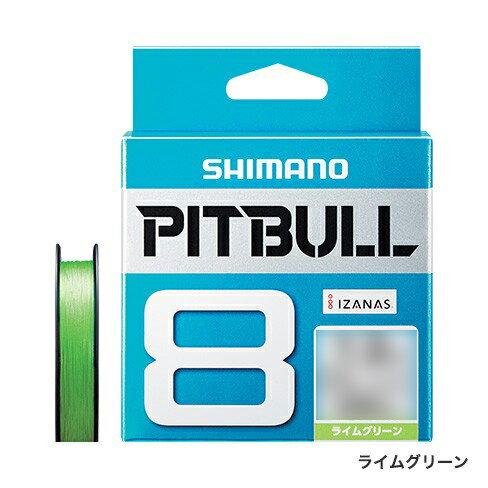 フィッシング, ライン (SHIMANO)PITBULL () 8 200m PL-M68R 0.8