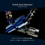 【新品】CHONMAGEFISHING64チタン製クエ石鯛スイッチヘッドハンマー