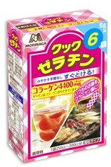 森永製菓 クックゼラチン 顆粒タイプ (5g×6袋) ツルハドラッグ ※軽減税率対象商品