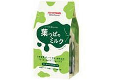 大麦若葉&ケール・豆乳・発芽玄米 葉っぱのミルク 粉末タイプ (20袋入) ツルハドラッグ