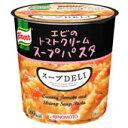 味の素 クノール スープデリ スープDELI エビのトマトクリームスープパスタ (1食分) ツルハドラッグ ※軽減税率対象商品
